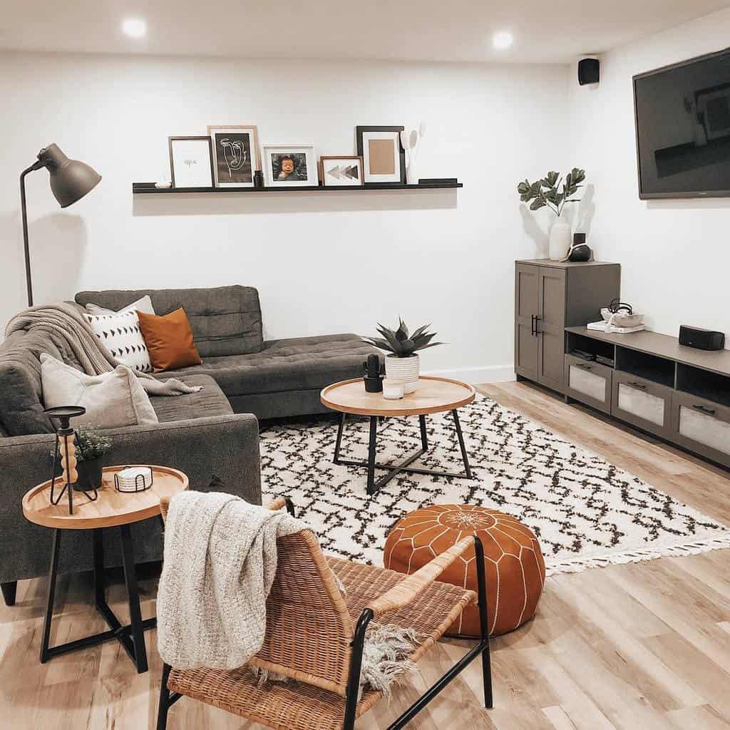 livingroom small basement ideas kymacy