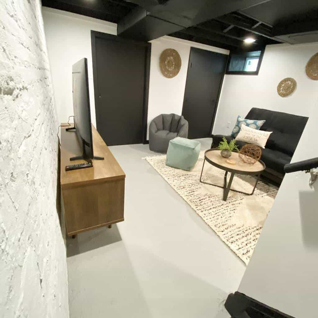 livingroom small basement ideas meant_to_bee_home