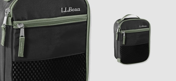 L.L. Bean Manly Lunch Boxes