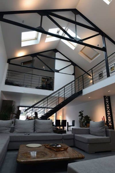 Loft At Home Ideas