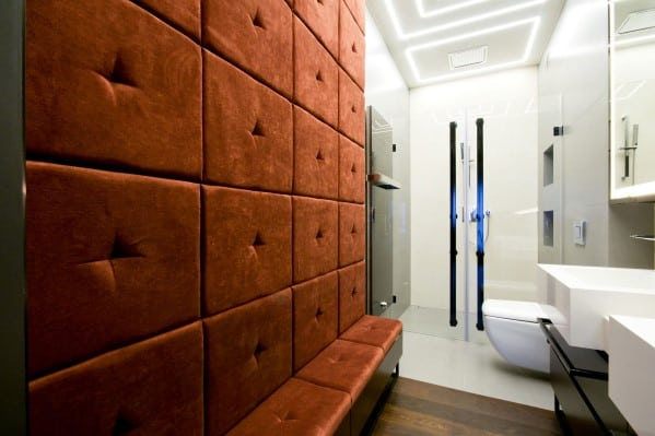 Loft Bathroom For Men