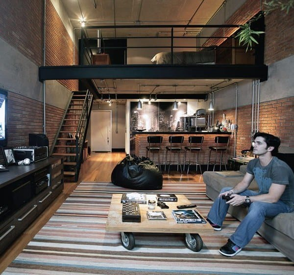 Loft Design Inspiration Ideas