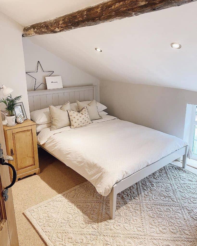 Loft Or Attic Tiny Bedroom Ideas Brooksiderenovation