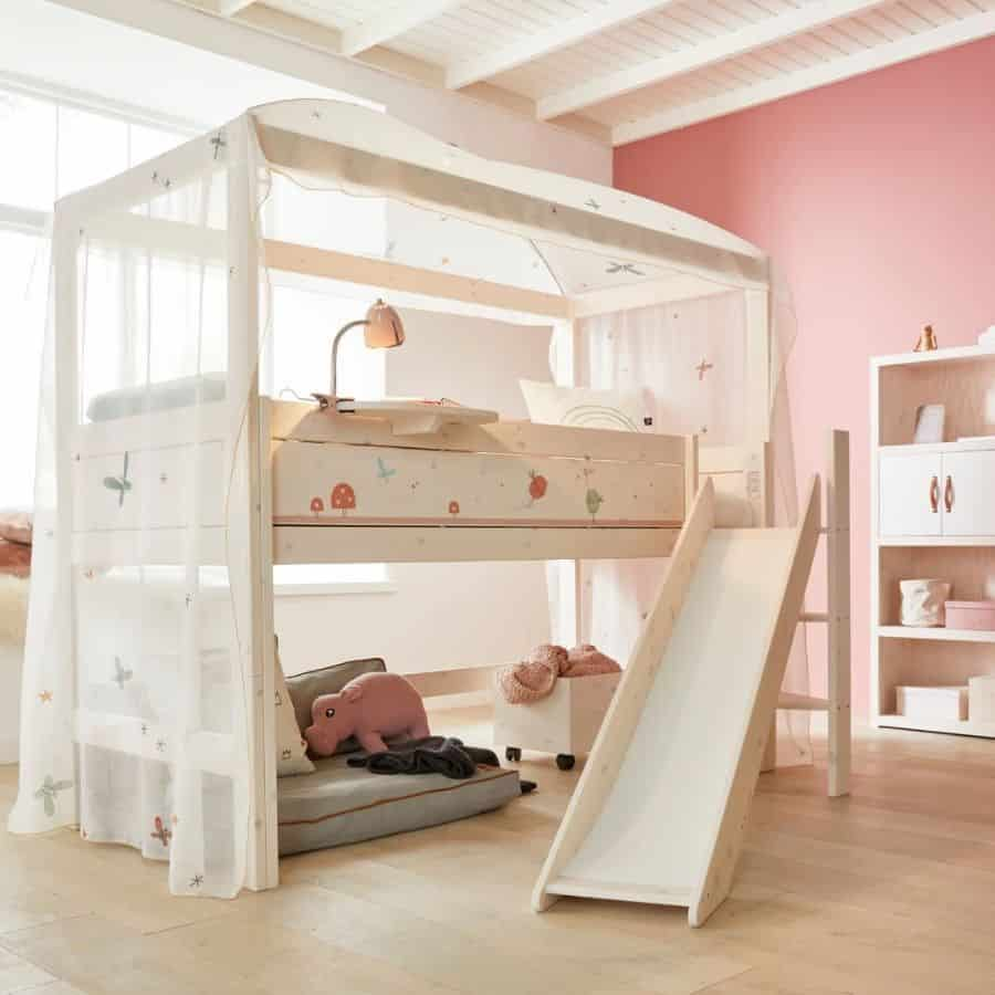 Loftbed Girls Bedroom Ideas Kuhlhome