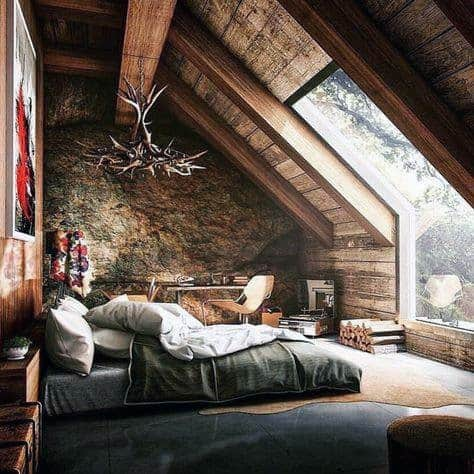 Log Cabin Designs Interior