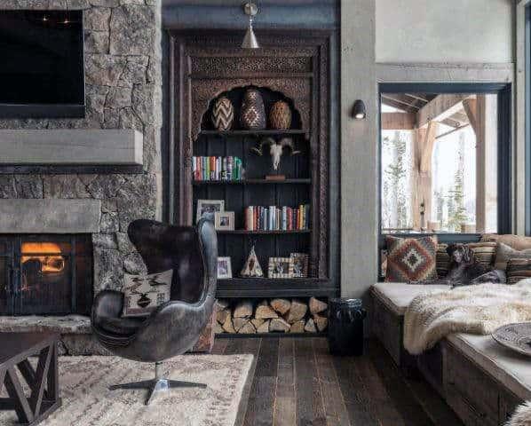 Log Cabin Interior Design Inspiration