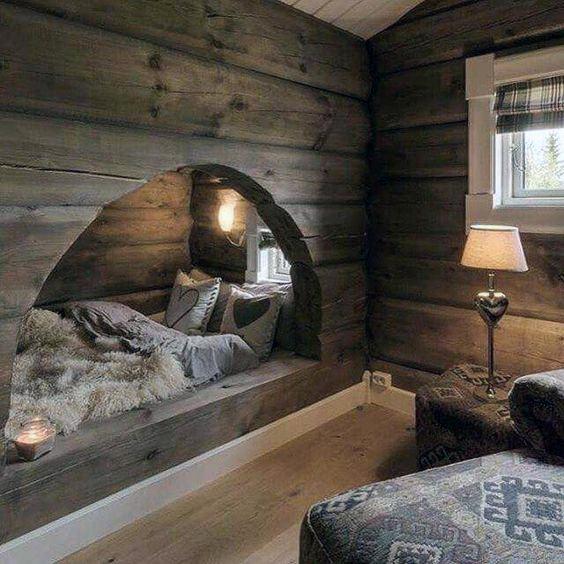 Log Cabin Interior Designs