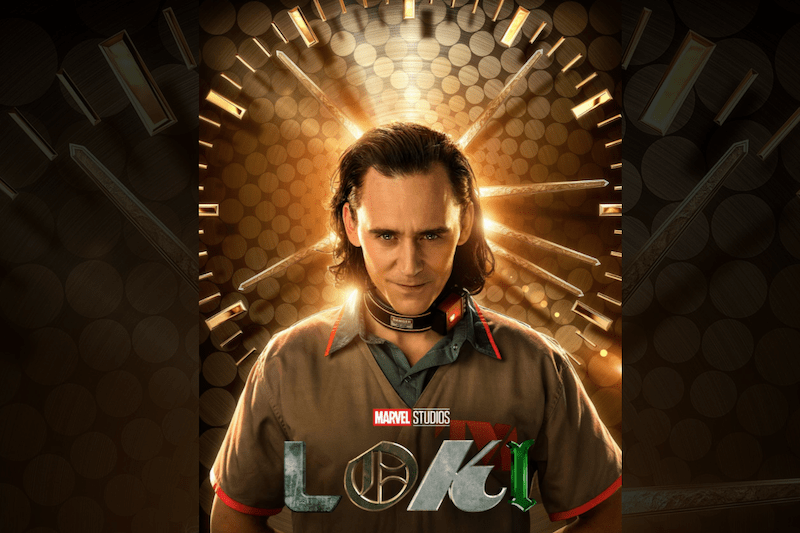 Loki Travels Through Time in First Trailer for New Marvel Series