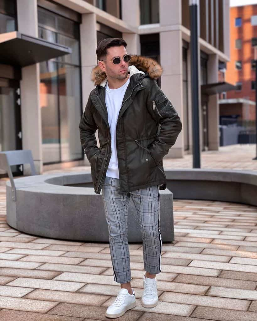 London Men Style Fashion