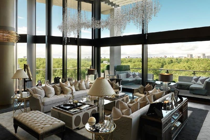 London's Most Expensive Penthouse Could Be Yours for $244 Million