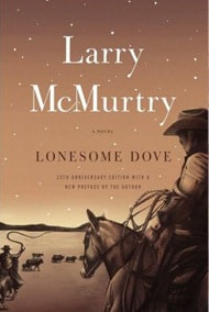 Lonesome Dove Book For Men By Larry Mcmurty