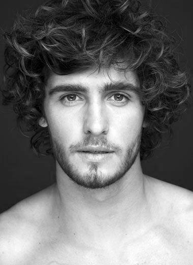 Long Curly Hair Styles For Men