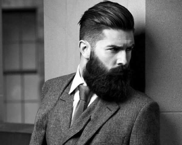 50 Hairstyles For Men With Beards Masculine Haircut Ideas