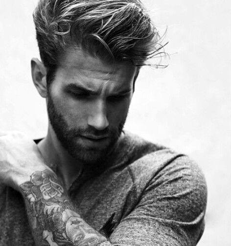 Long Hair And Beards