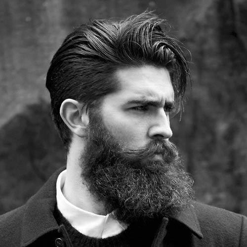 Long Hair To Medium Hairstyles For Men