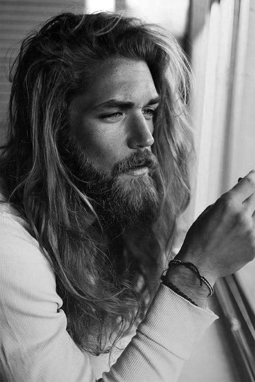 Top 48 Best Hairstyles For Men With Thick Hair - Photo Guide