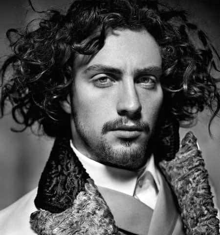 Hairstyles For Men With Curly Hair Long 69