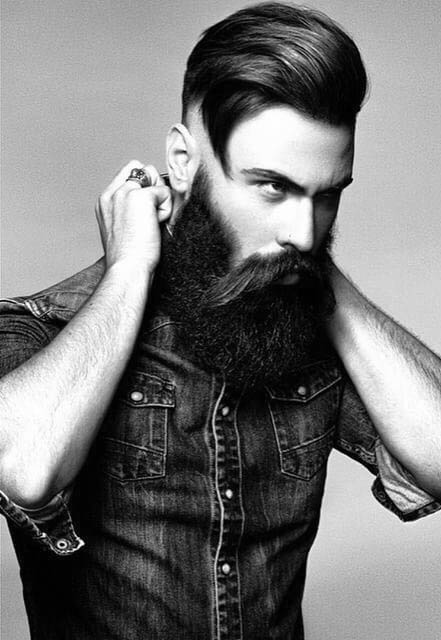 Long Medium Length Male Hairstyles