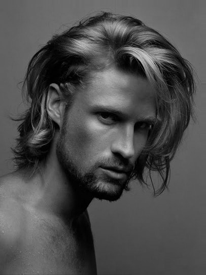Long Modern Hairstyles For Men
