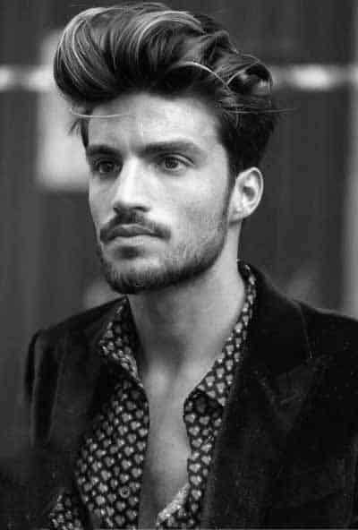 Long Thick Mens Modern Hairstyles