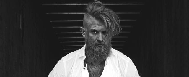 Long Undercut Haircut For Men
