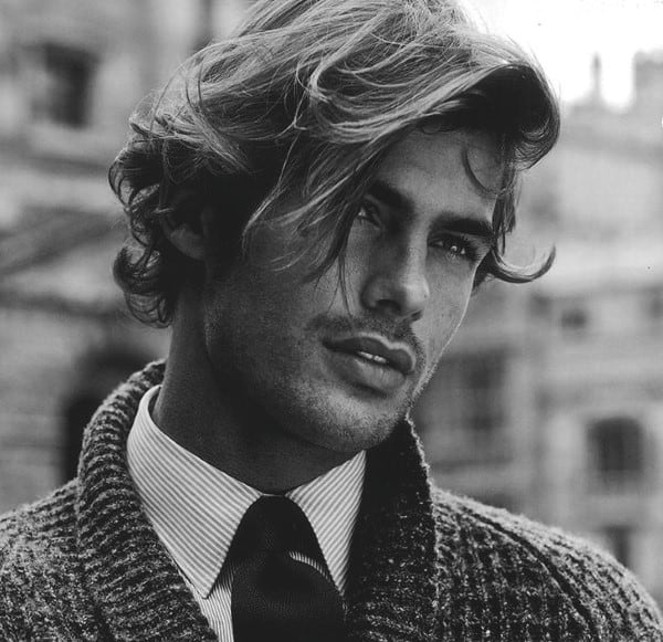 haircuts for men with long curly hair top 70 best hairstyles for princely dos 3127 | long wavy hairstyles for men