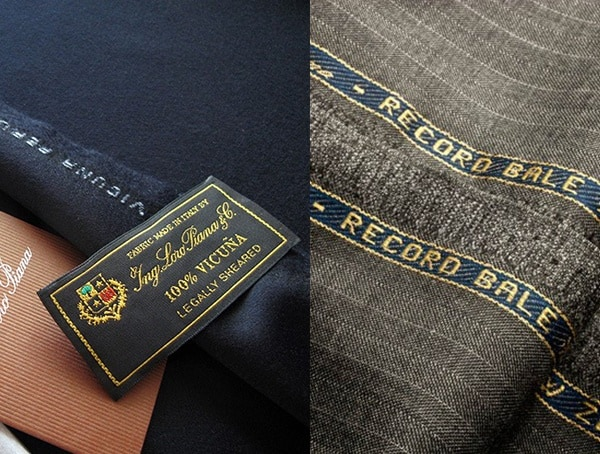 Loro Piana Record Bale Cost Top Bespoke Suit Brands For Men
