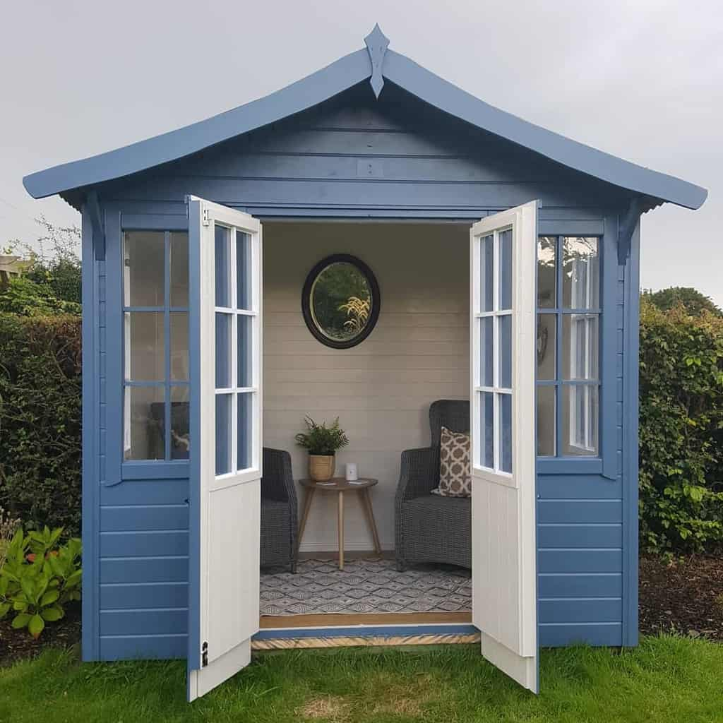 Lounge Shed She Shed Ideas Countrylifemystyle