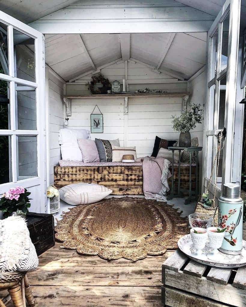 Lounge Shed She Shed Ideas Theresa Gromski