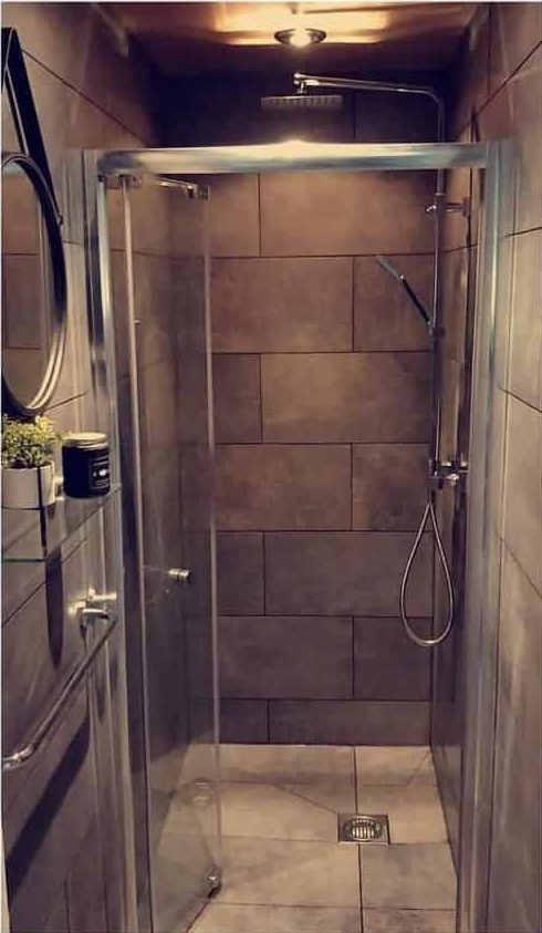 Low Ceiling Small Shower Ideas Jj Plumbing Solutions