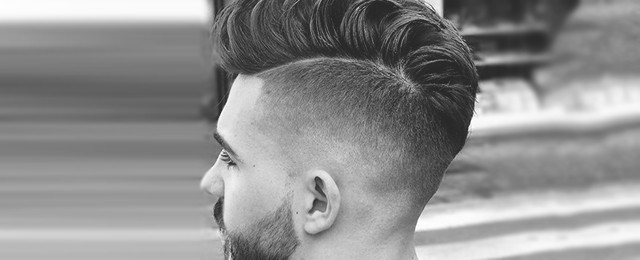 Low Fade Haircut For Men