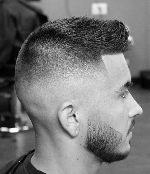 Low Fade Haircut Styles For Men