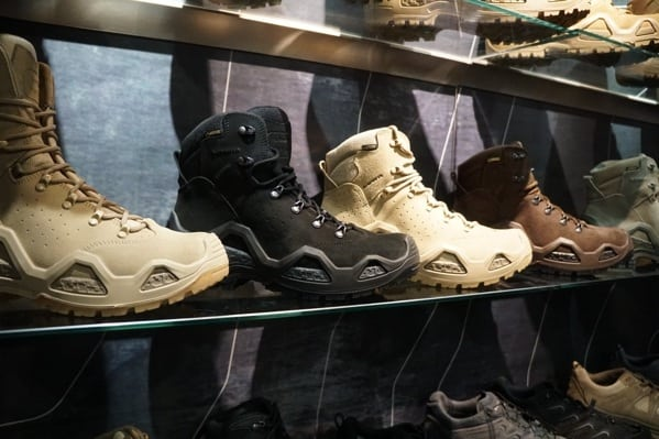 Low Mens Hiking Tactical Hunting Boots