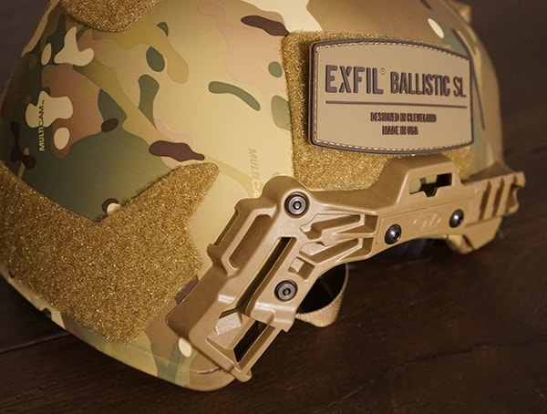 Low Profile Exfil 3 0 Rail Team Wendy Exfil Ballistic Sl Side