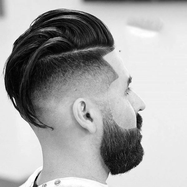 Low Skin Fade Hair Ideas Men