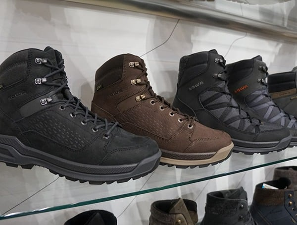 Lowa Boots Outdoor Retailer Winter Market 2018