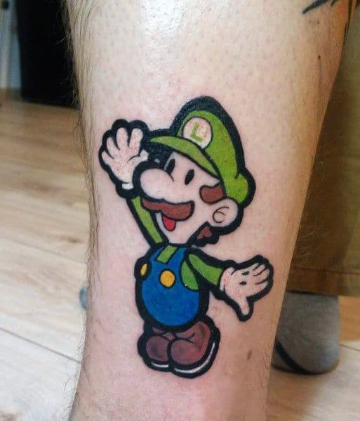 40 Mario Ghost Tattoo Ideas For Men – Boos Designs 40 Mario Ghost Tattoo Ideas For Men – Boos Designs new images