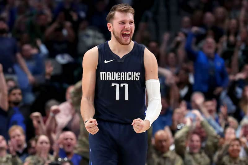 Luka Doncic Rookie Card Sells for $4.6 Million
