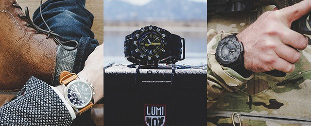 Luminox Deep Dive Atacama Navy Seal Watch Review