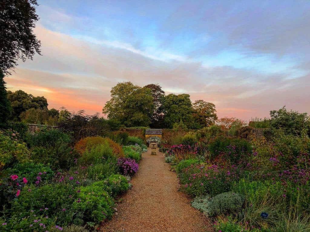 lush garden flower garden ideas gardenermaud
