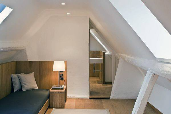 Luxury Attic Bedroom Ideas