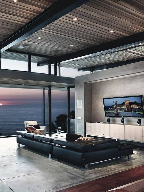 Luxury Bachelor Pad Living Room Ideas For Guys
