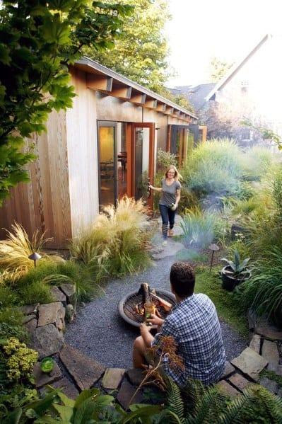 Luxury Backyard Shed Ideas