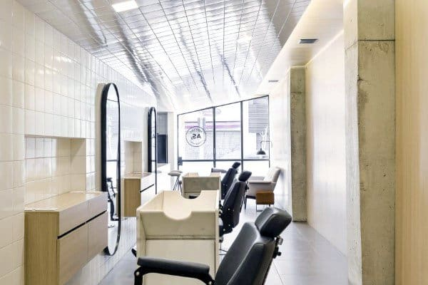 Luxury Barber Shop Designs