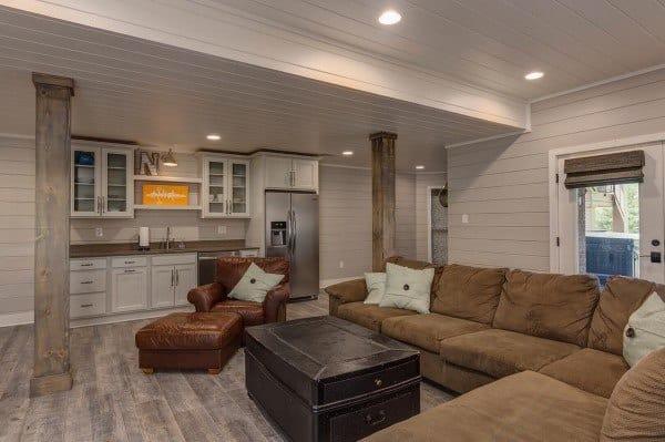 Recessed Ceiling Light Design