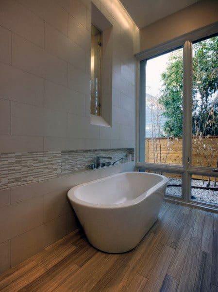 Luxury Bathtub Tile