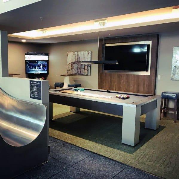 Luxury Billiards Room Ideas