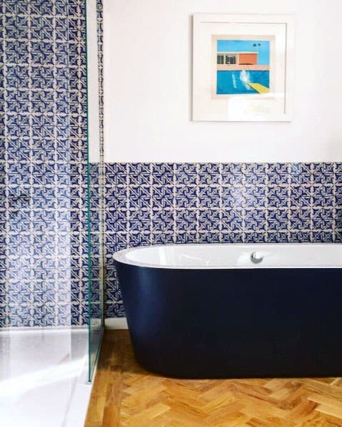 Luxury Blue Bathroom Ideas