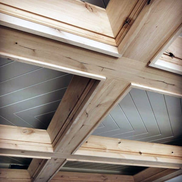 Luxury Coffered Ceiling Ideas