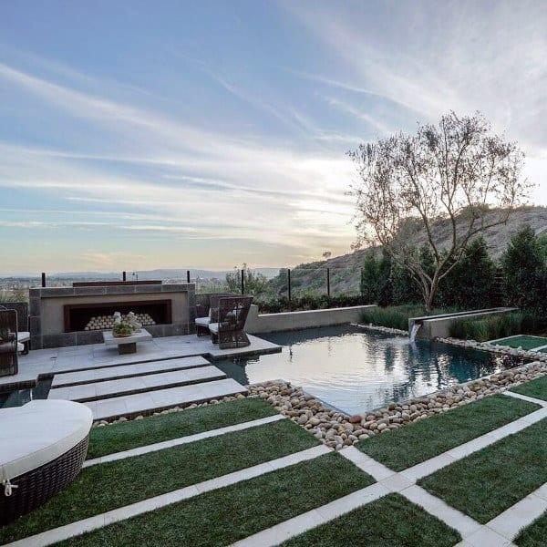 Top 60 Best Cool Backyard Ideas
